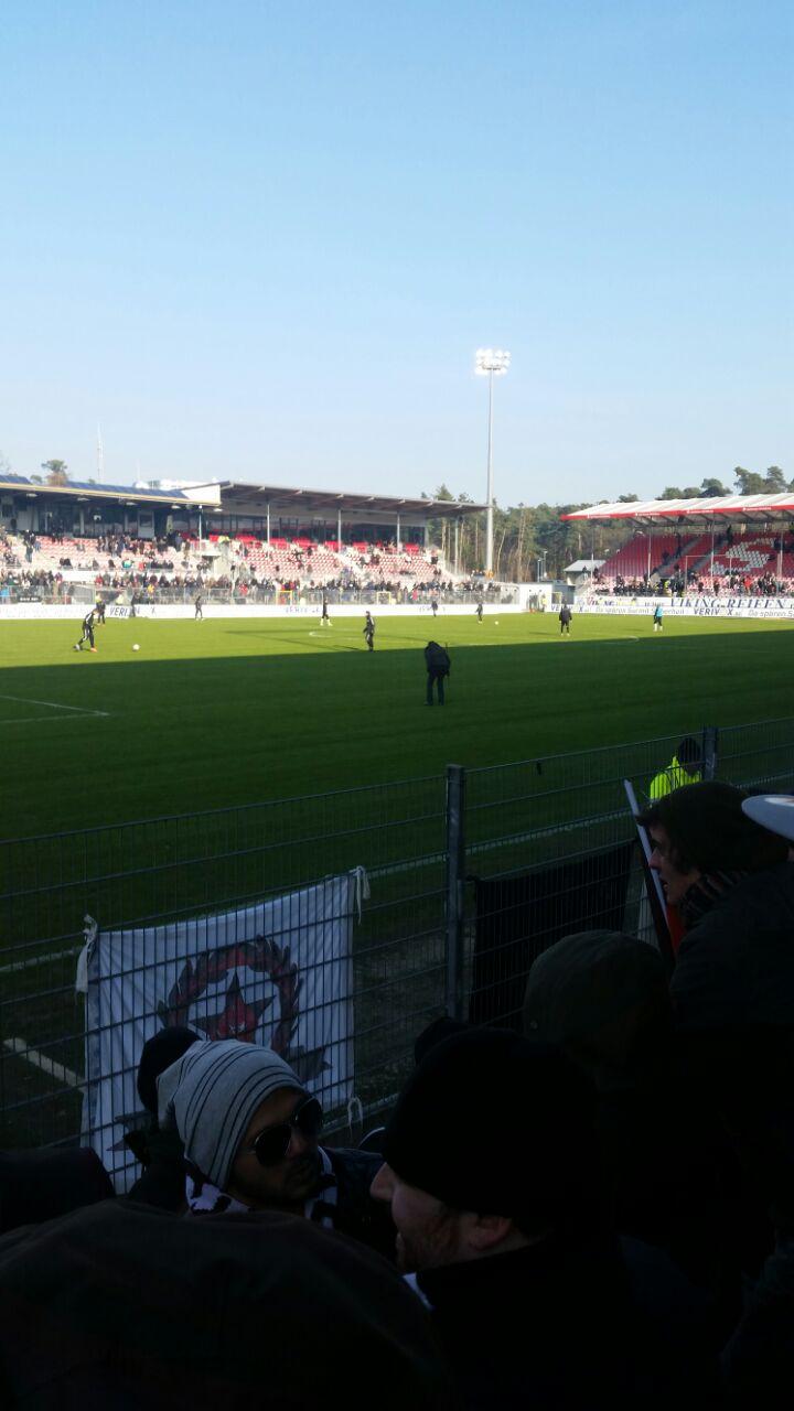 Sandhausen Spiel